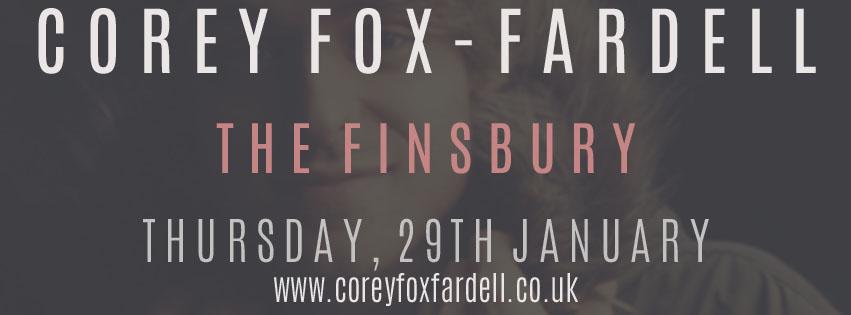 The Finsbury. 29th Jan