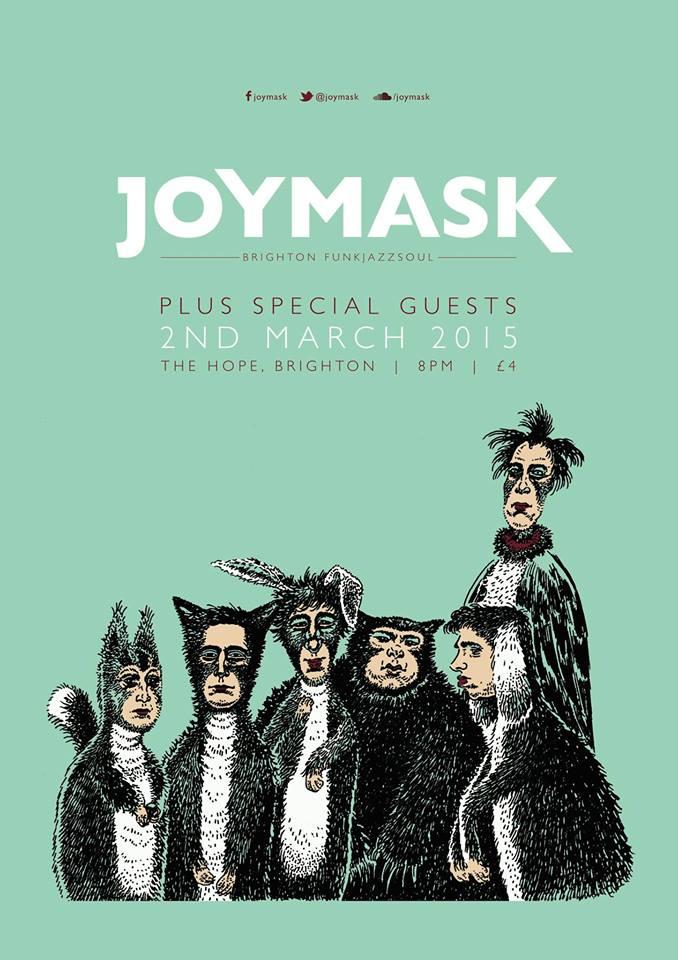 Supporting Joymask