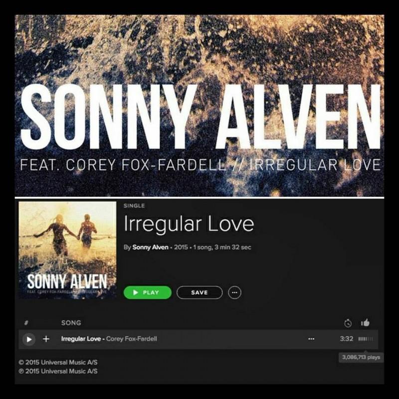 Irregular Love 3million!