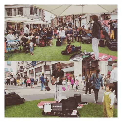 Regent Street / Transport for London Festival