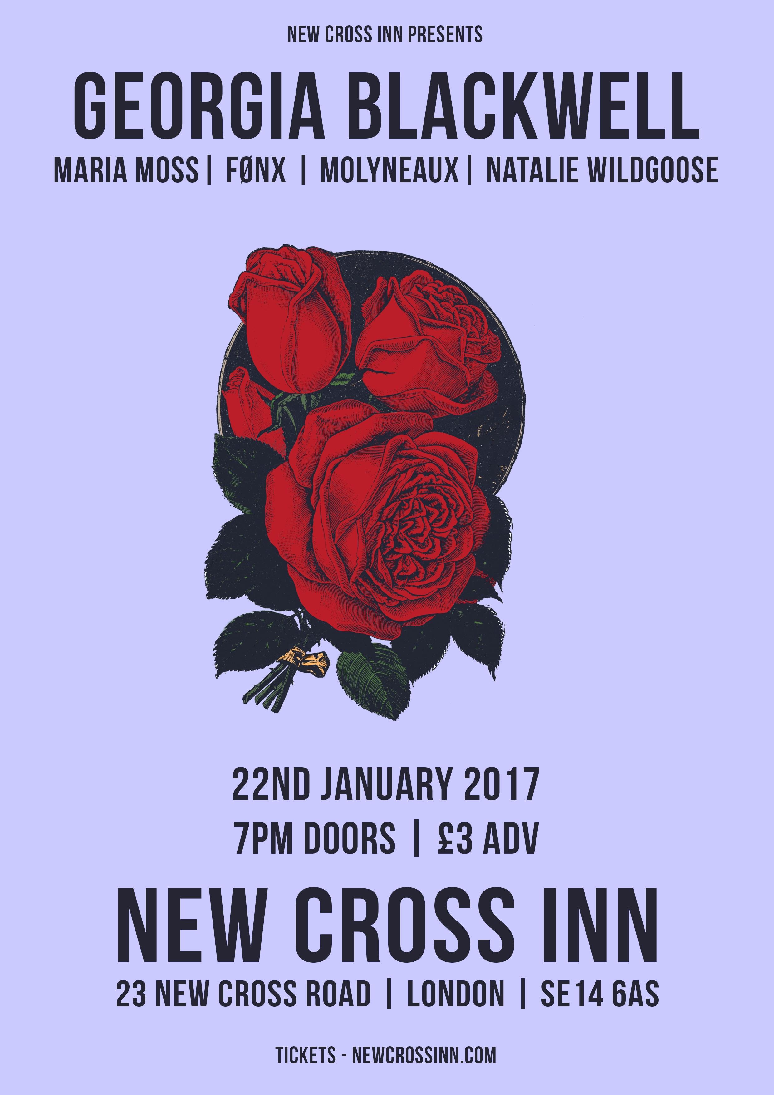 FØNX @ New Cross Inn